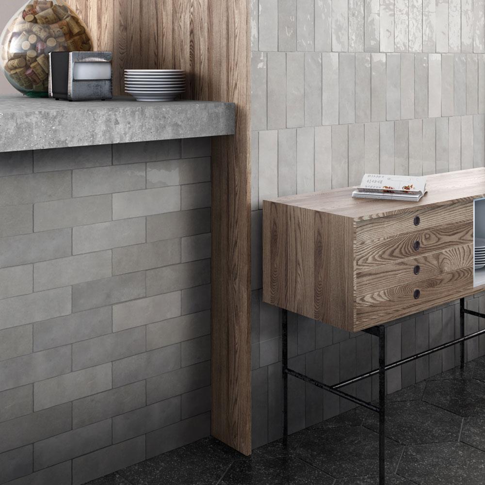Alabaster Artisan Handmade look Tile - Stone3 Brisbane