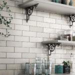 White Artisan Handmade look Tile - Stone3 Brisbane