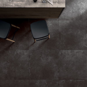 Graphite Paradigm Concrete Look Tile - Stone3 Brisbane