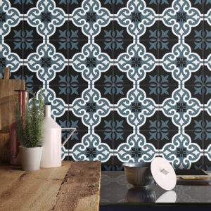 Picasso Classic Bold Patterned Tile - Stone3 Brisbane