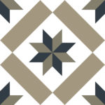 Picasso Torian Patterned Tile - Stone3 Brisbane