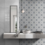 Picasso Victory Patterned Tile - Stone3 Brisbane