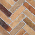 Recycled Brick - New Haven - Herringbone - Stone3 Brisbane