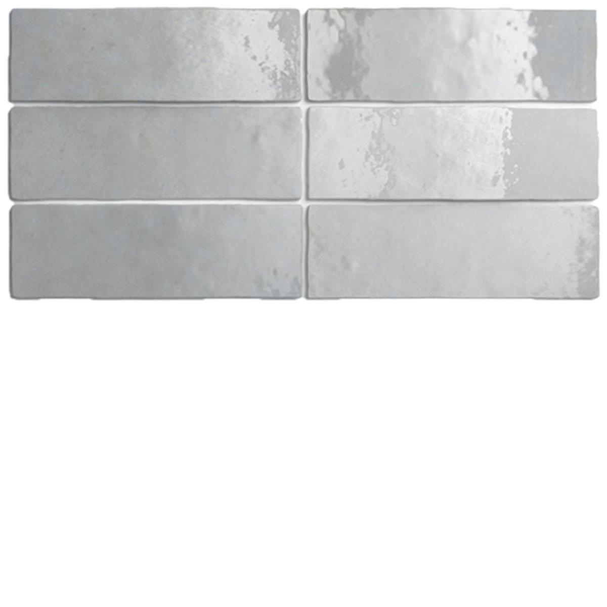 Alabaster Artisan Handmade look Rectangle Tile - Stone3 Brisbane