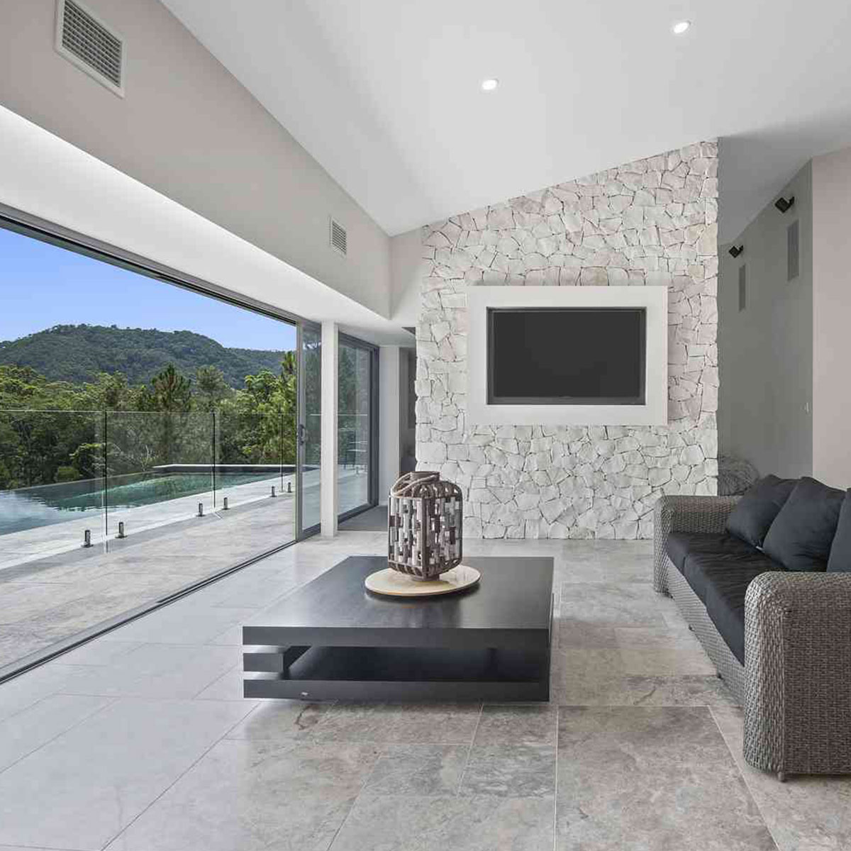 Travertine - Sterling - Natural Stone Tiles - Stone3 Brisbane