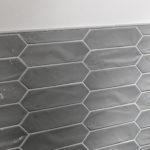 Crayons - Smoke Gloss - Elongated Hexagon Tiles - Stone3 Brisbane