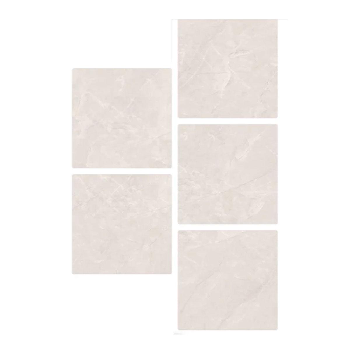 Pavement - Bianco - Marble look Tiles - Stone3 Brisbane