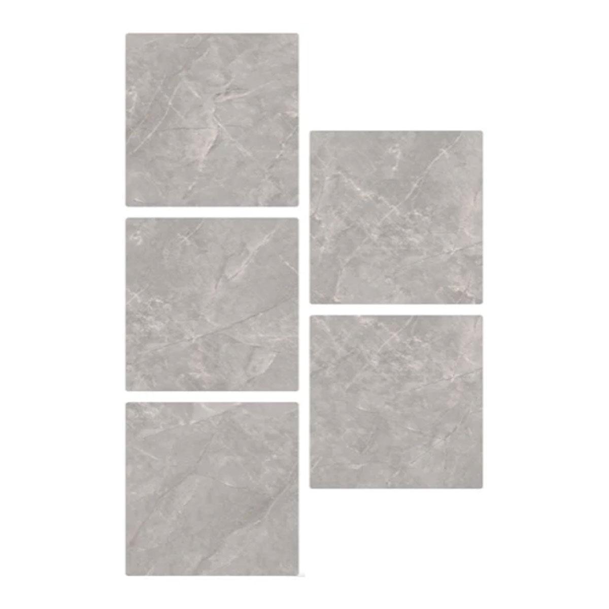 Pavement - Mid Grey - Marble look Tiles - Stone3 Brisbane