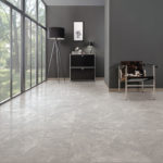 Pavement - Mid Grey - Marble look Tiles - Stone3 Brisbane