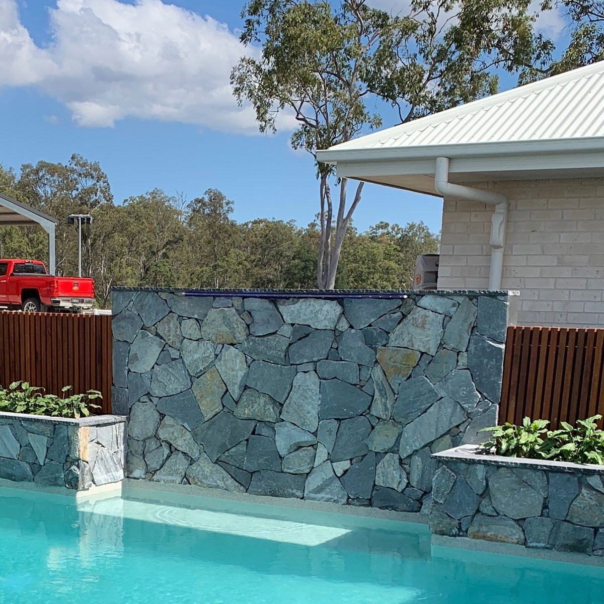 Natural Loose Stone - Cameo - Bluestone - Stone3 Brisbane
