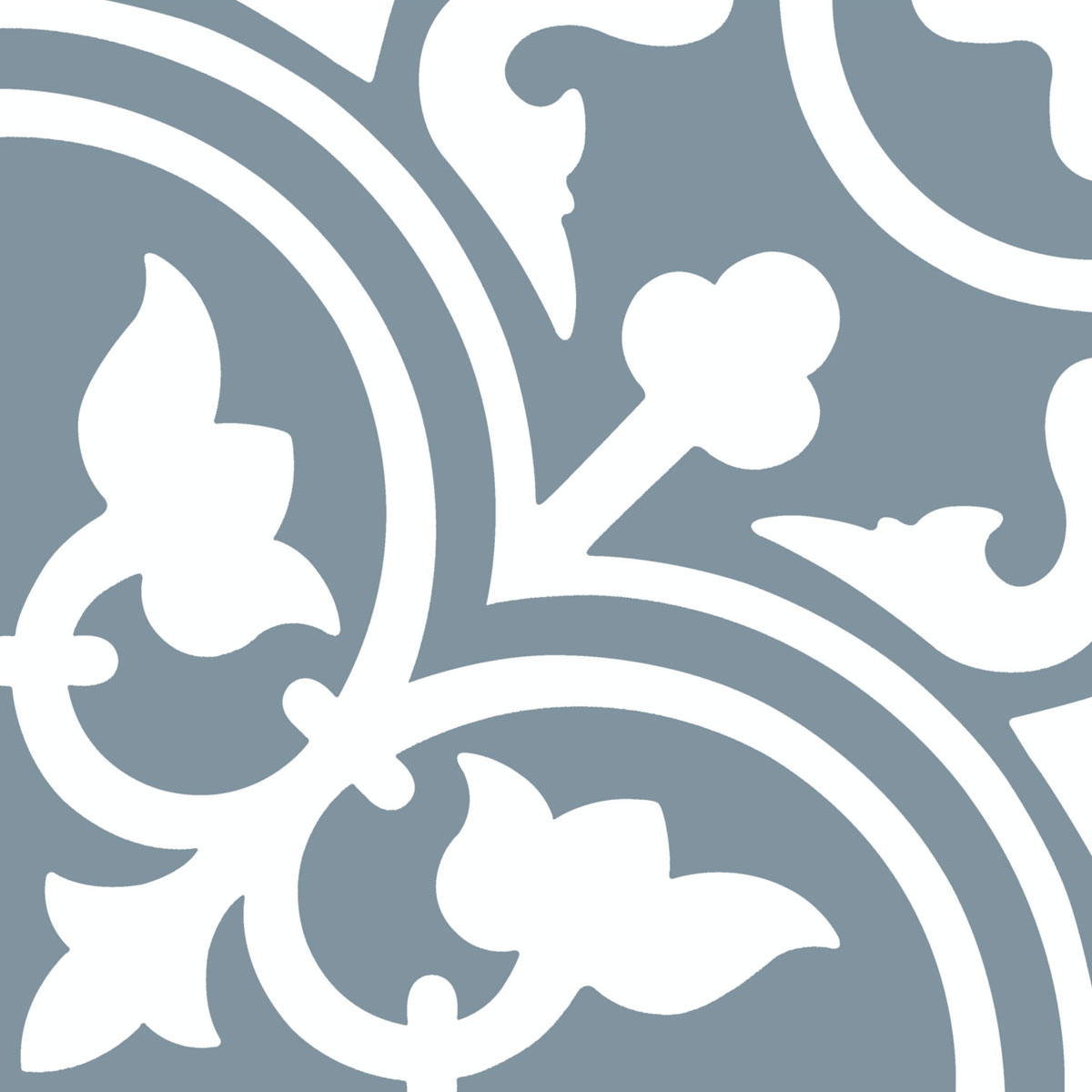 Picasso Evolution - Shadow Baby Blue - Patterned Tiles - Stone3 Brisbane