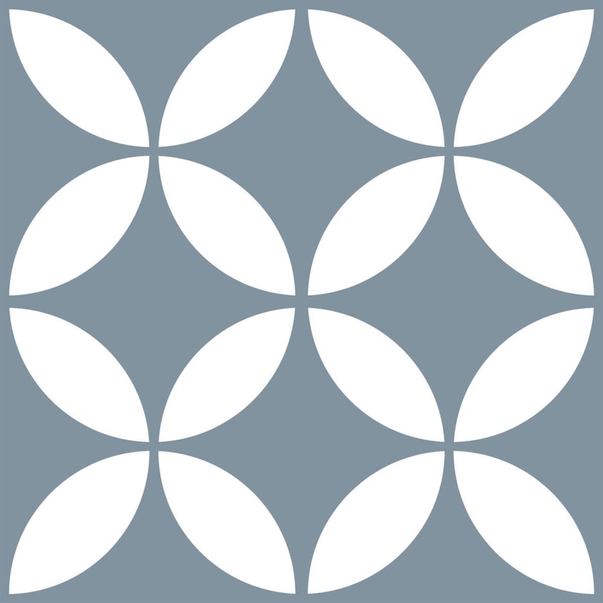 Picasso Evolution - Star Baby Blue - Patterned Tiles - Stone3 Brisbane