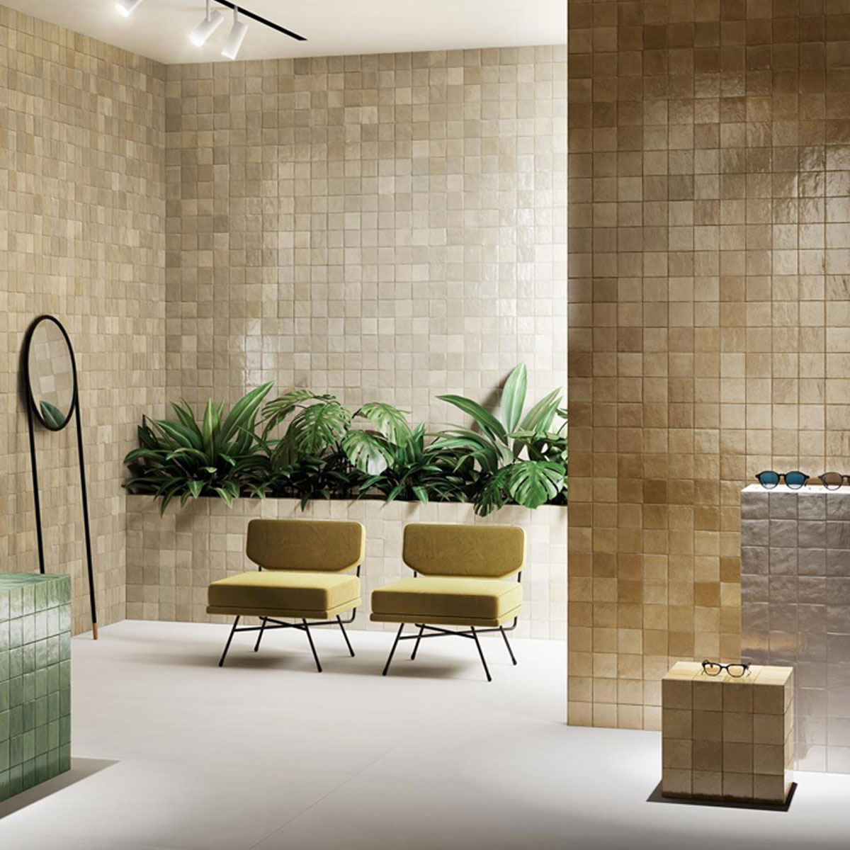 Zellige - Lana - Handmade Look Tiles - Stone3 Brisbane