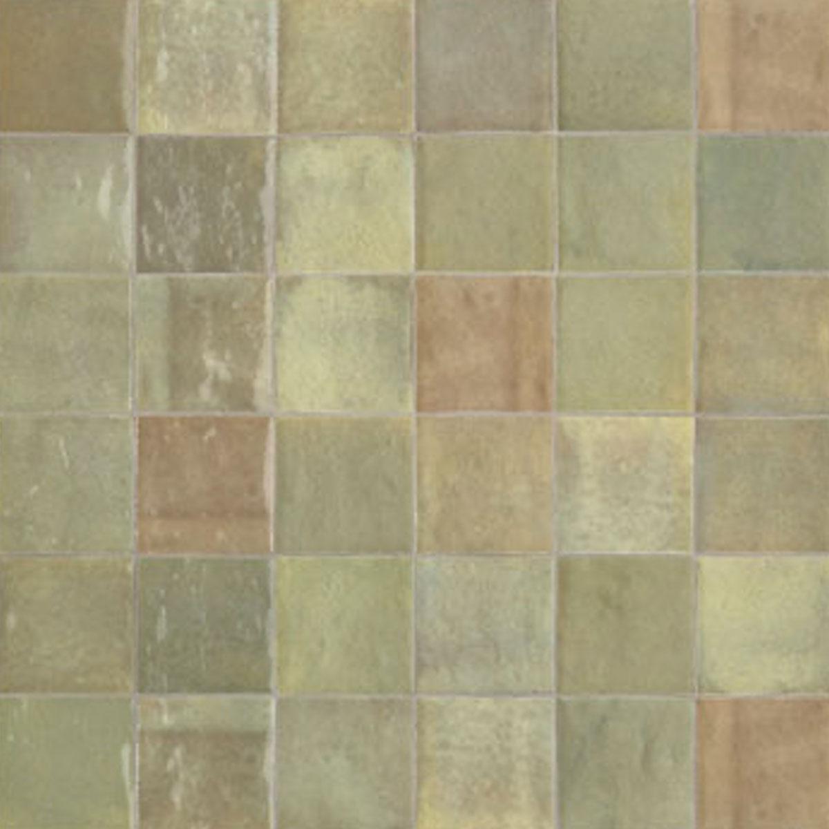 Zellige - Salvia - Handmade Look Tiles - Stone3 Brisbane