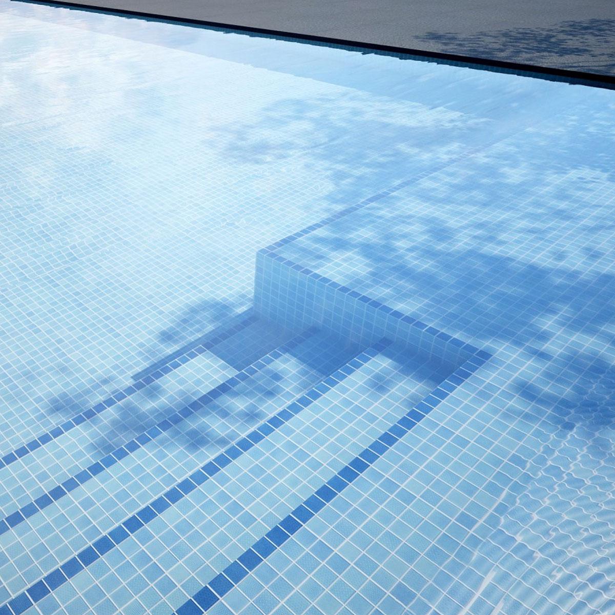 Celadon - Aqua - Pool Mosaics - Stone3 Brisbane