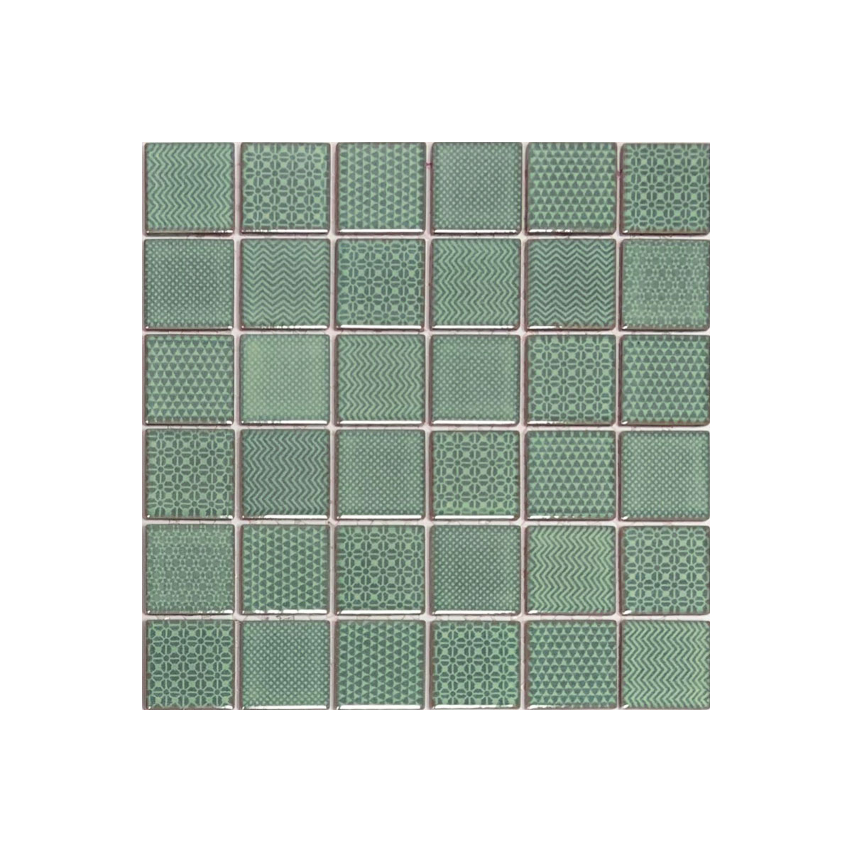 Celadon - Emerald - Pool Mosaics - Stone3 Brisbane