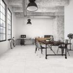 Moonstone - Bianco - Concrete Look Tiles - Stone3