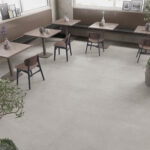 Moonstone - Bianco - Concrete Look Tiles - 300x600mm - Stone3