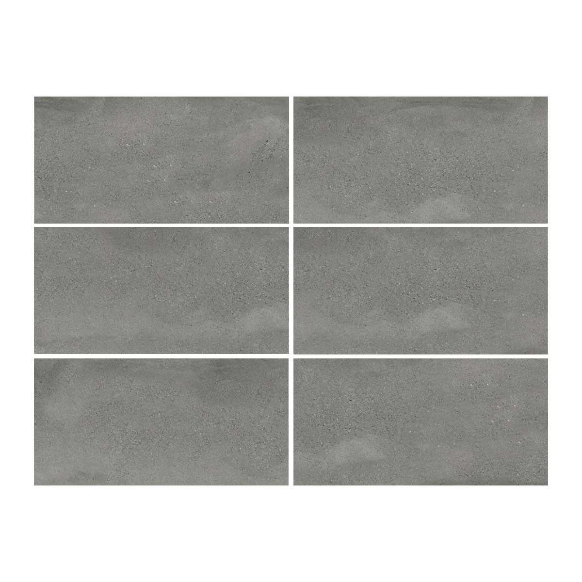 Moonstone - Oyster - Concrete Look Tiles - 300x600mm - Stone3