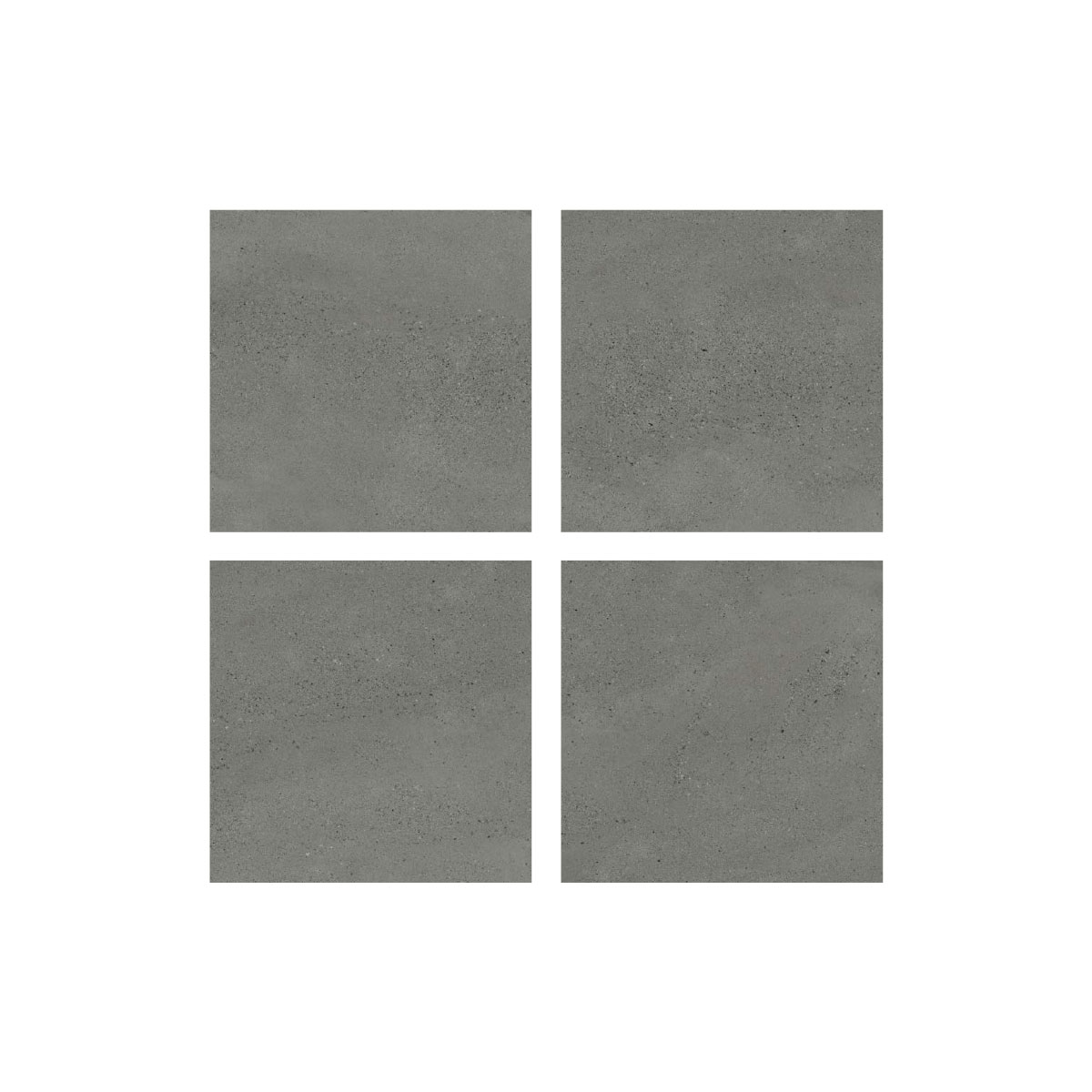 Moonstone - Oyster - Concrete Look Tiles - 600x600mm - Stone3