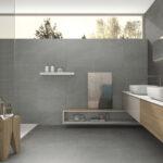 Moonstone - Steel - Concrete Look Tiles - Stone3