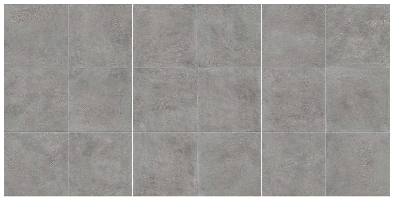 Oslo - 18 faces - Concrete Look Tiles - Stone3 Brisbane