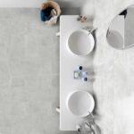 Oslo - Bianco - Concrete Look Tiles - Stone3 Brisbane
