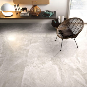 Tundra - Grey - Marble Look Tiles - Stone3 Brisbane