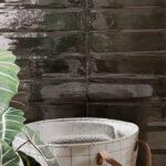 Fragment Brick - Nero - Gloss - Subway Tiles - Stone3 Brisbane