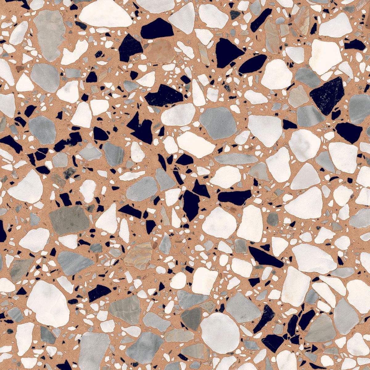 Fragment Macro - Terracotta - Matt - Terrazzo Look - Stone3 Brisbane