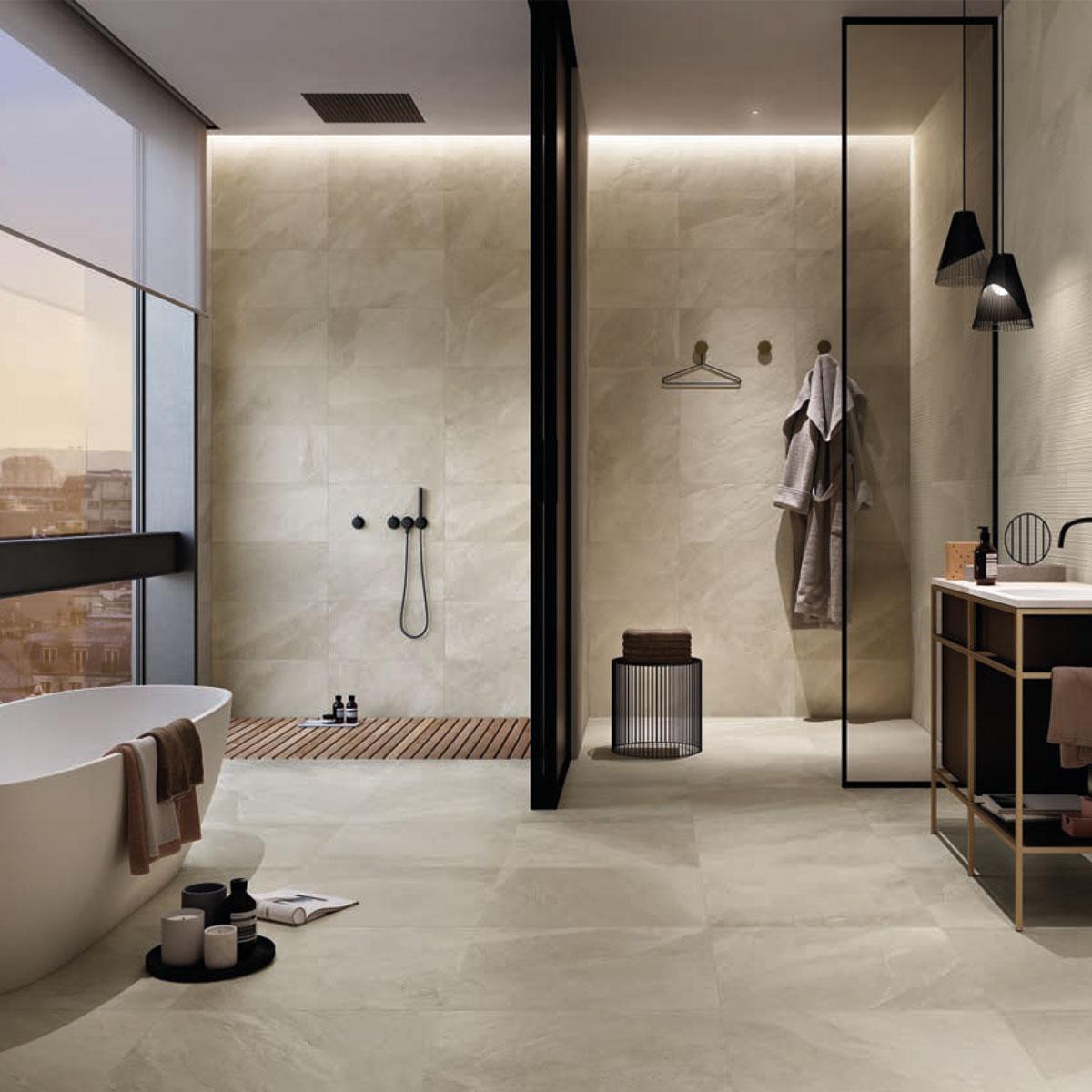 Shale - Sand - Stone Look Tiles - Stone3 Brisbane