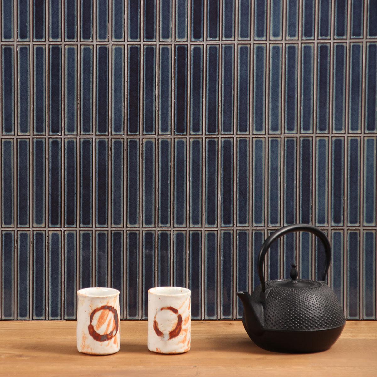 Shino Stax - Denim - Feature Tiles - Stone3 Brisbane