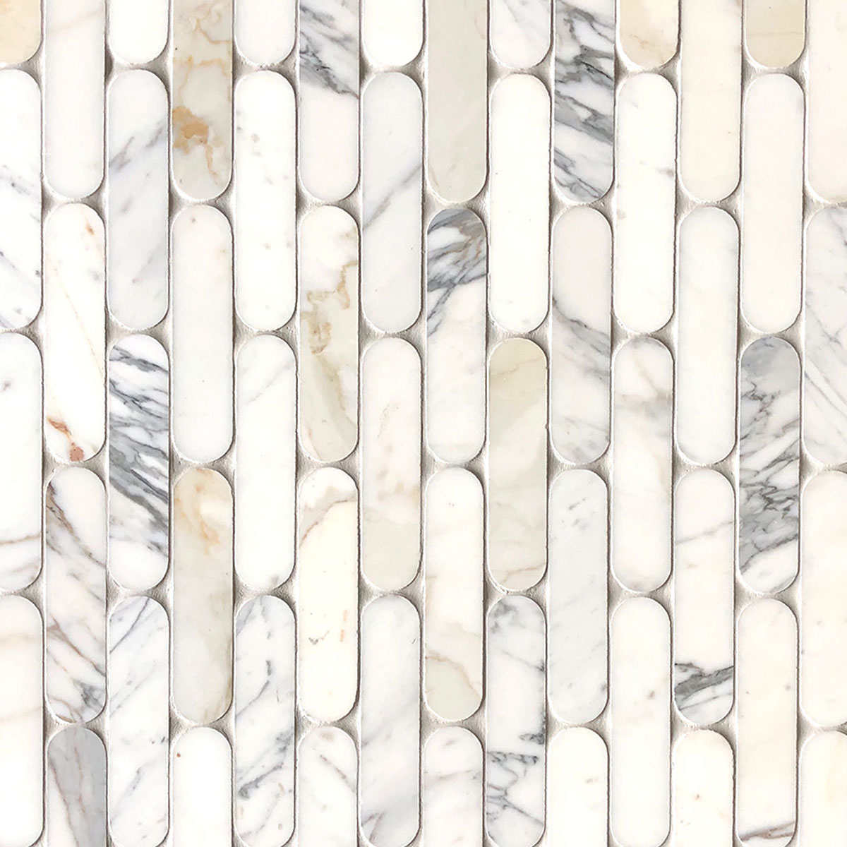 Tictax - Calacatta Gold Honed - Mosaic and Feature Tiles - Stone3 Brisbane