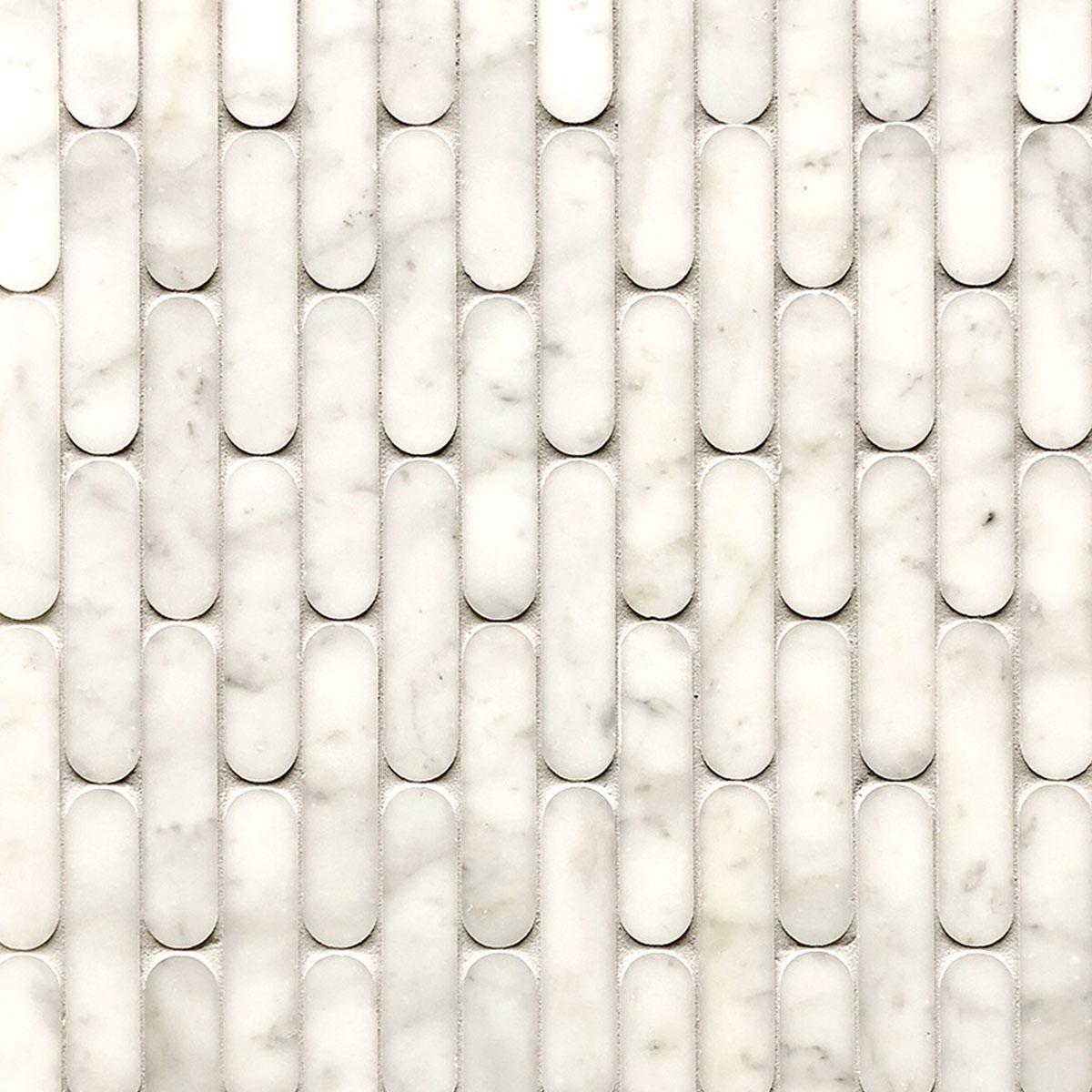 Tictax - Carrara C Honed - Mosaic and Feature Tiles - Stone3 Brisbane