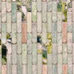 Tictax - Mix - Verdi Cristallo, Monsoon, Rosado Honed - Mosaic and Feature Tiles - Stone3 Brisbane