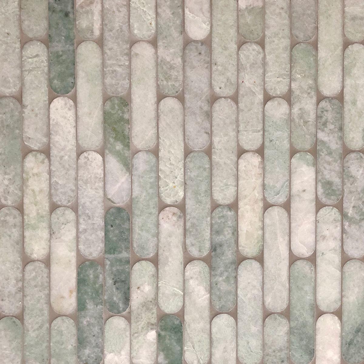 Tictax - Verdi Cristallo - Mosaic and Feature Tiles - Stone3 Brisbane