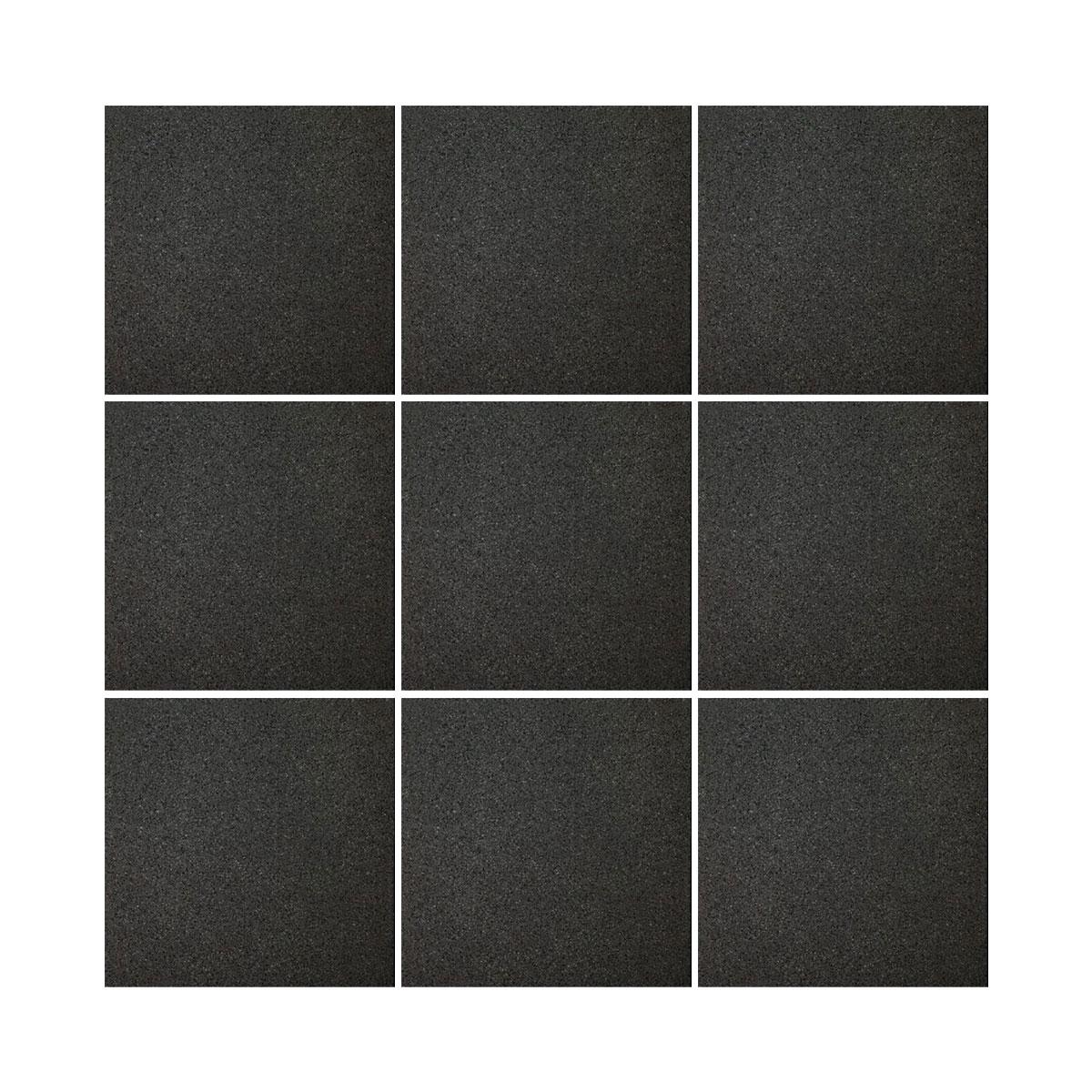 Patio - Black - Commercial Range Tiles