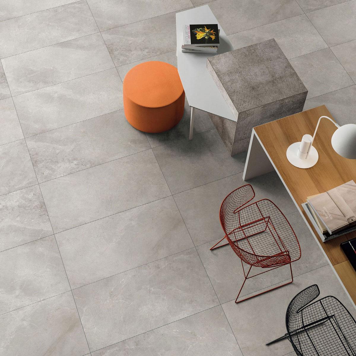 Chiswick-cream-matt-600x600-marble-look-tiles - Stone3