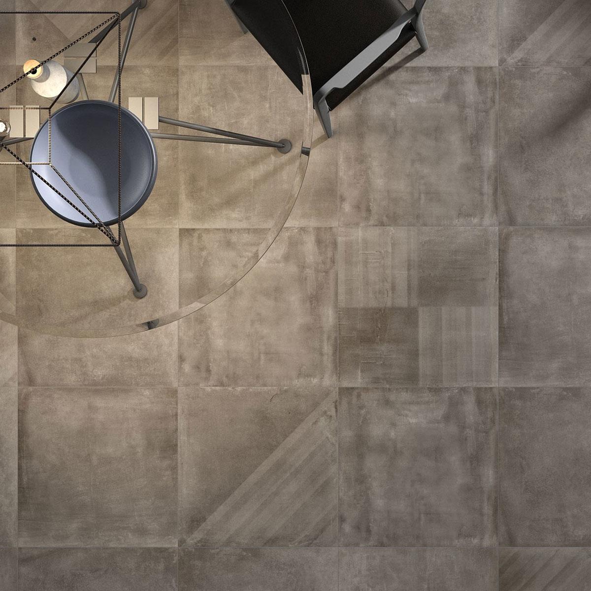 Basic Concrete - Dark Beige - Concrete Look Tiles - Stone3 Brisbane