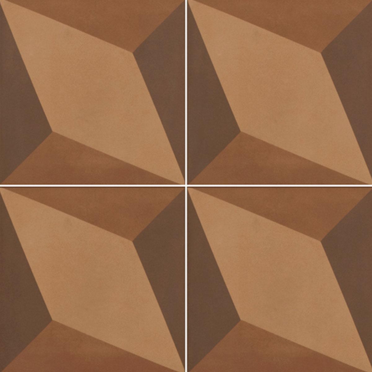 D_Segni Blend - Deco - Terra - Patterned Tiles - Stone3