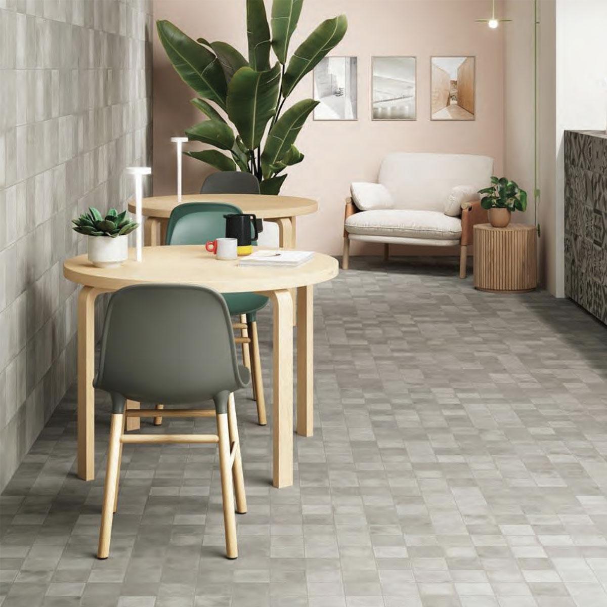 D_Segni Blend - Grigio - Encaustic Look Tiles - Stone3