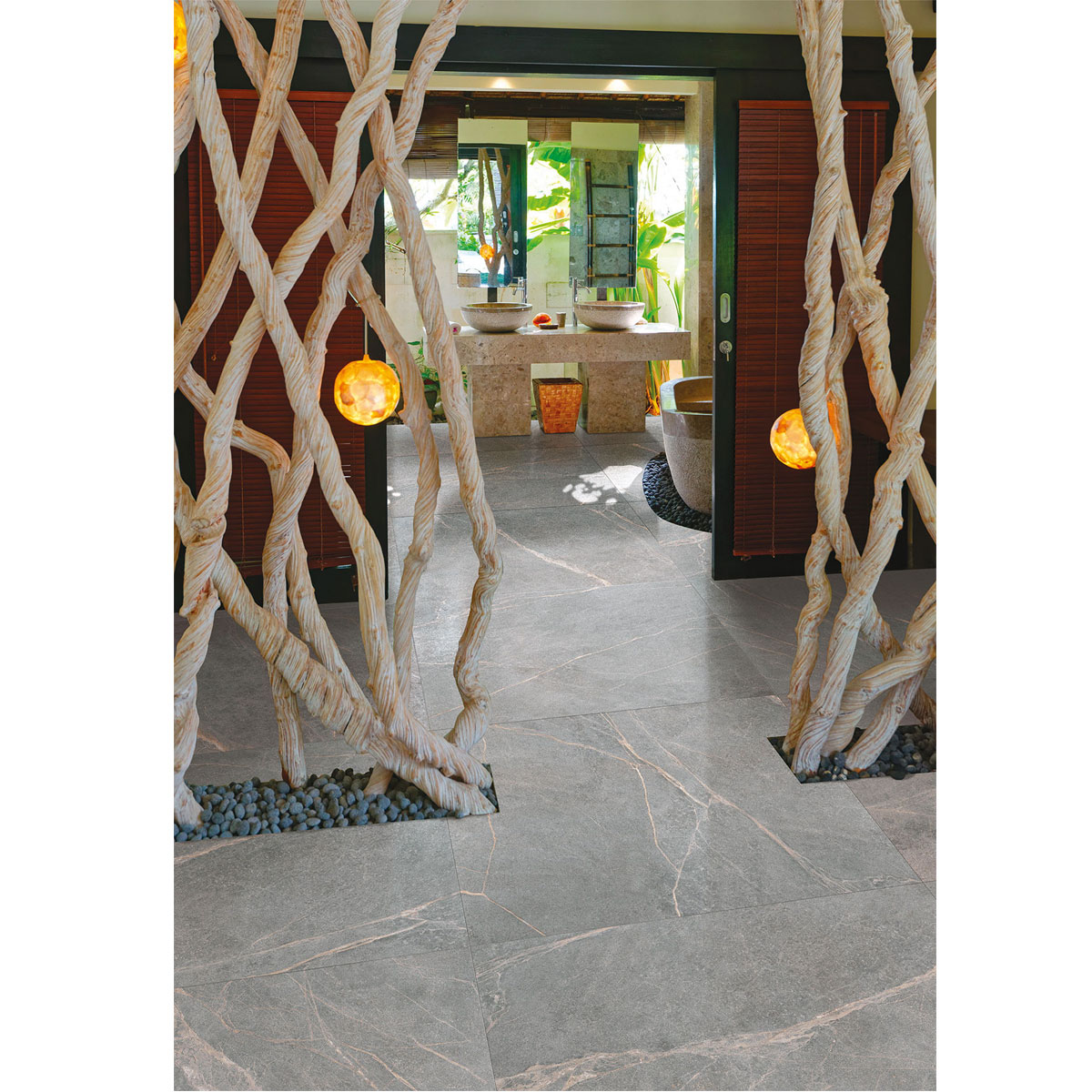 Soap Stone - Grey - Marble Look Tiles - Stone3 Brisbane