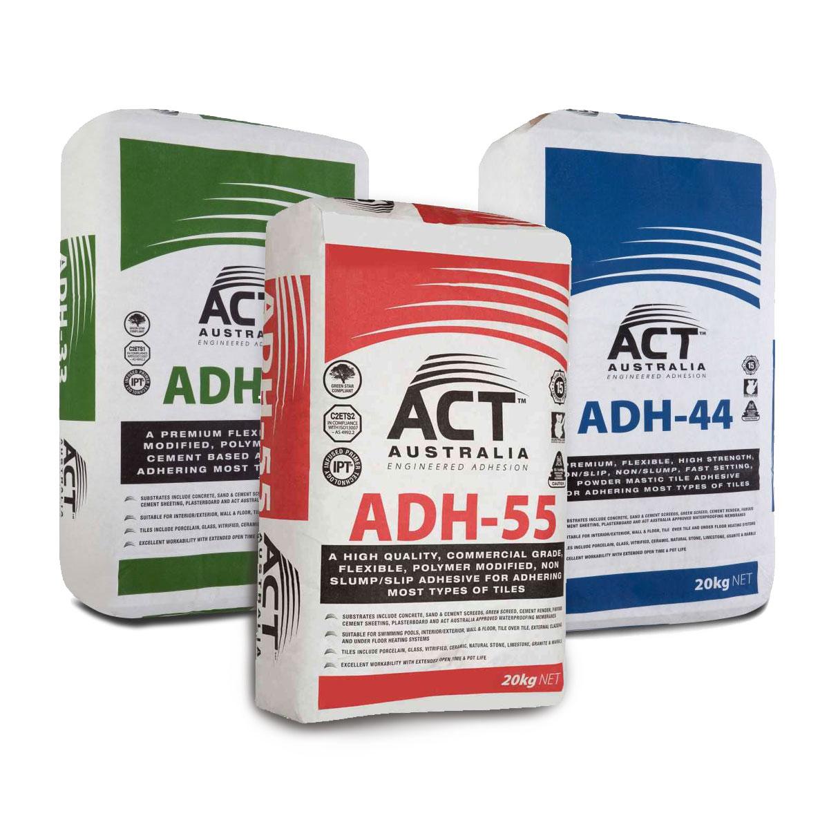 Adhesives - 33 - 44 - 55 - Stone3 Brisbane