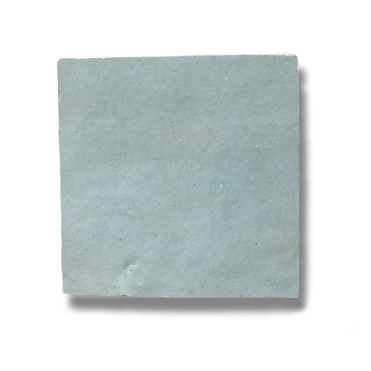 Clay Zellige - Aquamarine - Moroccan feature tiles - Stone3 Brisbane