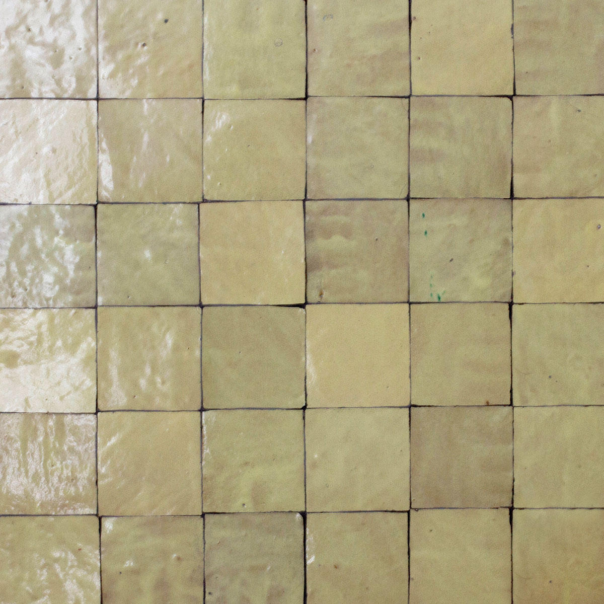Clay Zellige - Butter - Moroccan feature tiles - Stone3 Brisbane