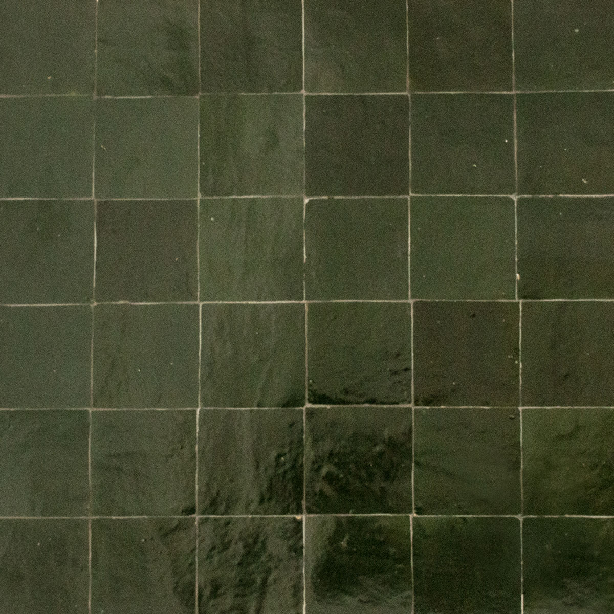 Clay Zellige - Kelp - Moroccan feature tiles - Stone3 Brisbane