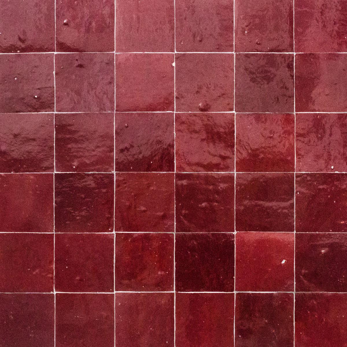 Clay Zellige - Shiraz - Moroccan feature tiles - Stone3 Brisbane