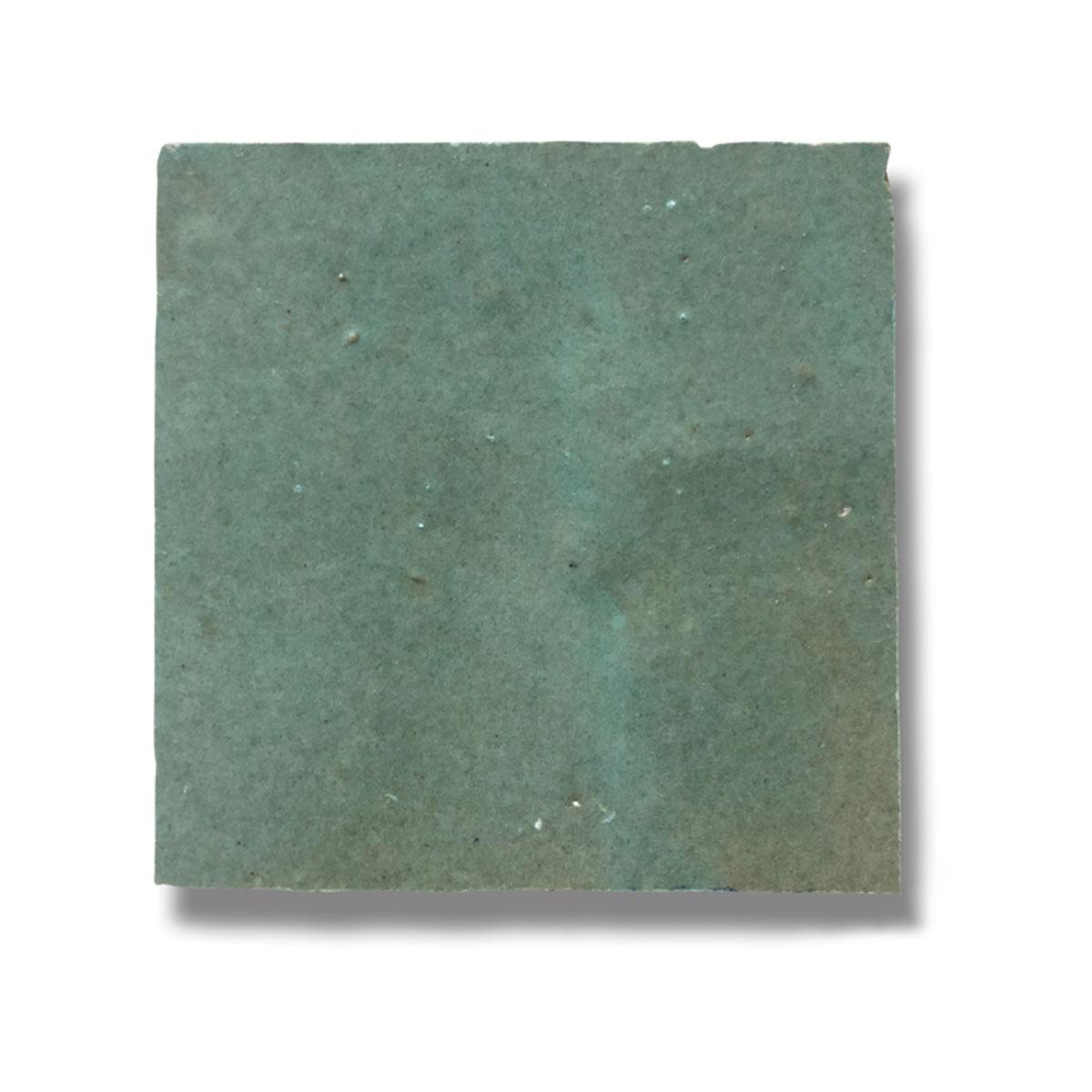 Clay Zellige - Spearmint - Moroccan feature tiles - Stone3 Brisbane