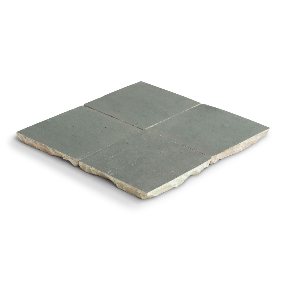 Clay Zellige - Storm - Moroccan feature tiles - Stone3 Brisbane