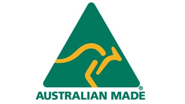 Made in Australia - logo